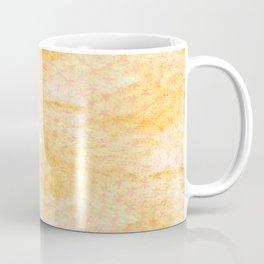 Rain of stars in yellow Coffee Mug