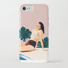 Sunday iPhone Case