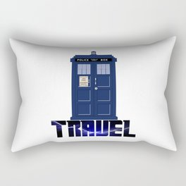 Doctor Travel Rectangular Pillow