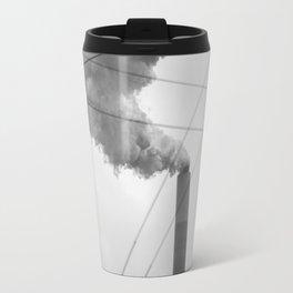 Man-Made Clouds Travel Mug
