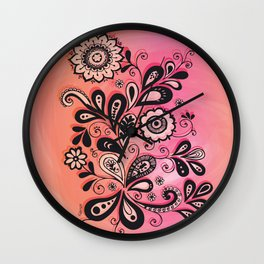 DreamGarden Wall Clock