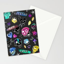 Muertos Vibe Stationery Cards