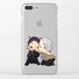 Viktuuri Clear iPhone Case