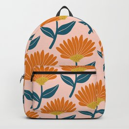 Floral_pattern Backpack