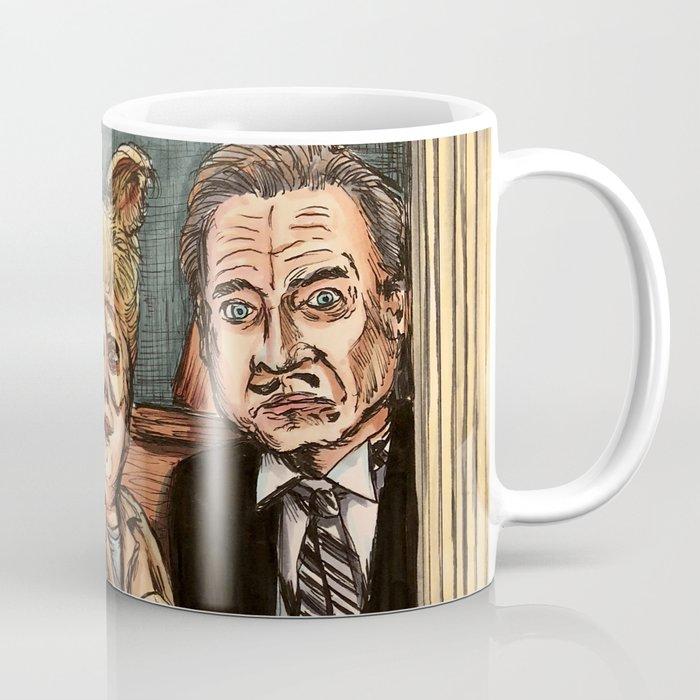 THAT WEIRD SCENE Coffee Mug