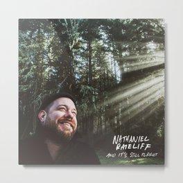 nathaniel rateliff night sweats singer 2021 Metal Print