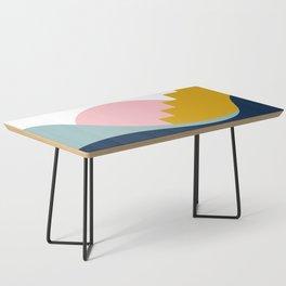 Desert Sun Coffee Table