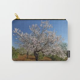 Almond tree in flower Carry-All Pouch