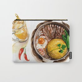 BBQ Chicken rice Carry-All Pouch