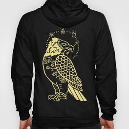 Messenger of Fire and Air Hoody