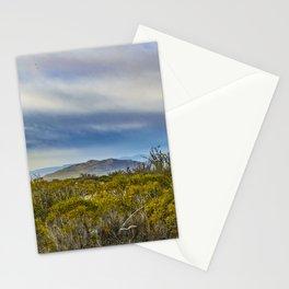 Patagonian Landscape Scene, Santa Cruz, Argentina Stationery Cards