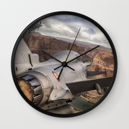 You can run but you can´t hide Wall Clock