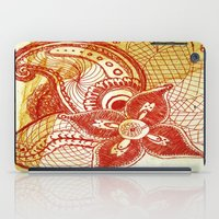 rare iPad Cases featuring Rare Bloom by SecondLevelPrints