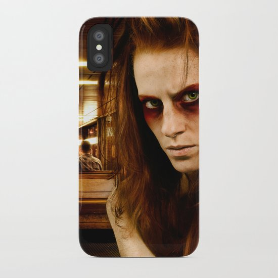 The Station iPhone Case