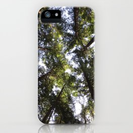From Above iPhone Case