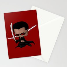 Chibi Blade Stationery Cards