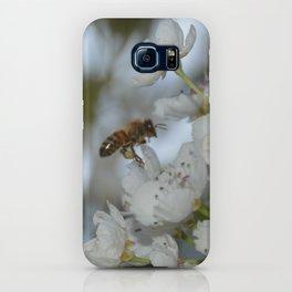 Bee in Flight - Closeup iPhone Case