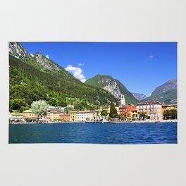 Riva del Garda - Lake Garda/Italy Rug