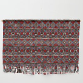 Boho Style | Mud Cloth Inspired Wall Hanging