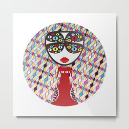 Design Mutants #4 Metal Print