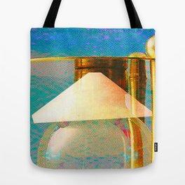 Tétrodlabel Tote Bag