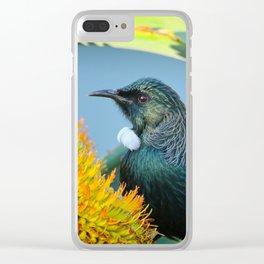 Tui Profile Clear iPhone Case