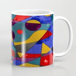 Abstract #152 Coffee Mug