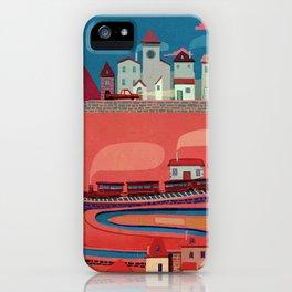 warm village iPhone Case