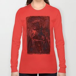 exiled archangels Long Sleeve T-shirt