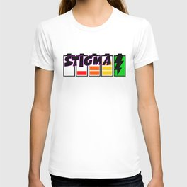 Recharge with Stigma T-shirt