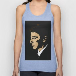Michael Corleone - The Godfather Part I Unisex Tank Top