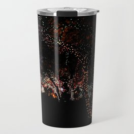 Chicago at Christmas: Zoo Lights #3 (Chicago Christmas/Holiday Collection) Travel Mug