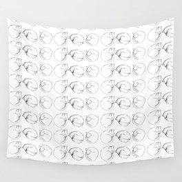 Sleeping cats Wall Tapestry
