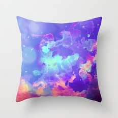 Some Kind of Magic Throw Pillow