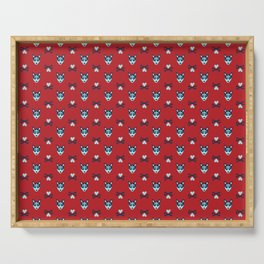 doggone it (red) Serving Tray