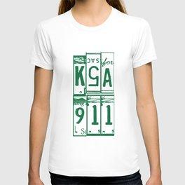 KSA T-shirt