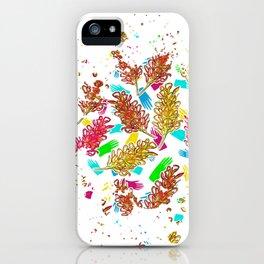 Australian Native Florals - Graphic iPhone Case