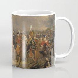 Waterloo  Jan Willem Pieneman 1824 Coffee Mug