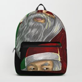 Gan santa dalf claus Backpack