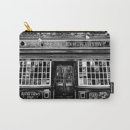 Prospect of Whitby Pub London 1520 art Carry-All Pouch