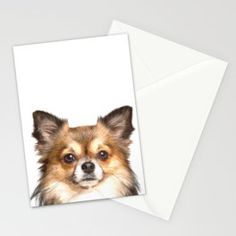 Chihuahua Portrait Stationery Cards