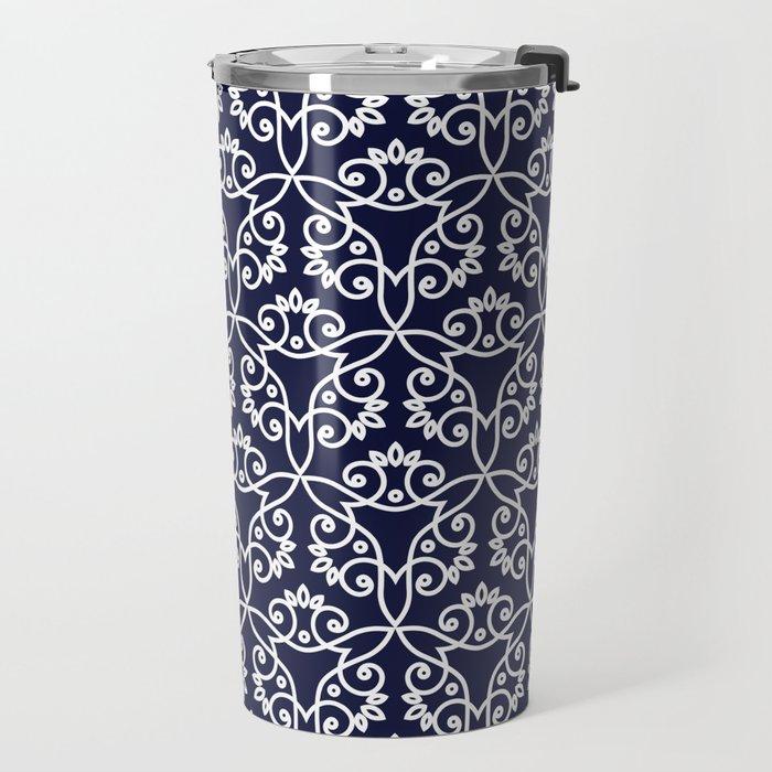 Pattern design background seamless Travel Mug