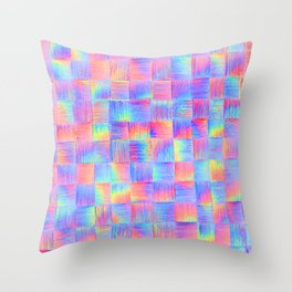 It's so bright I've lost my sight :) Throw Pillow