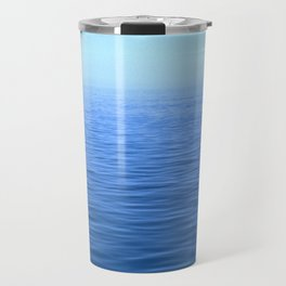 Ocean Waters to Infinity and Forever Travel Mug