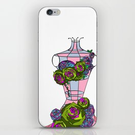 A Decor of Succulents on a Dress-form and a Cameo iPhone Skin