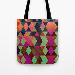Orgree Pattern Tote Bag