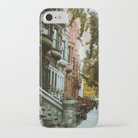 brooklyn iPhone & iPod Cases featuring brooklyn by Ahliche