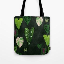 I heart houseplants Tote Bag