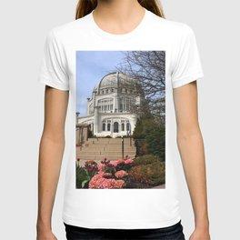Bahai House of Worship   Wilmette Illinois T-shirt