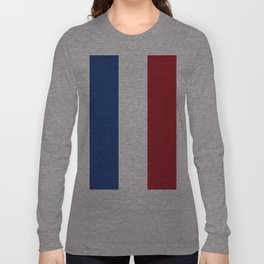Flag of the Netherlands Long Sleeve T-shirt